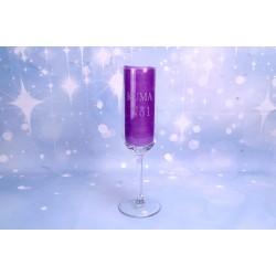 Čaša za šampanjac , Kuma No.1