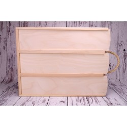 Drvena kutija - graviranje...